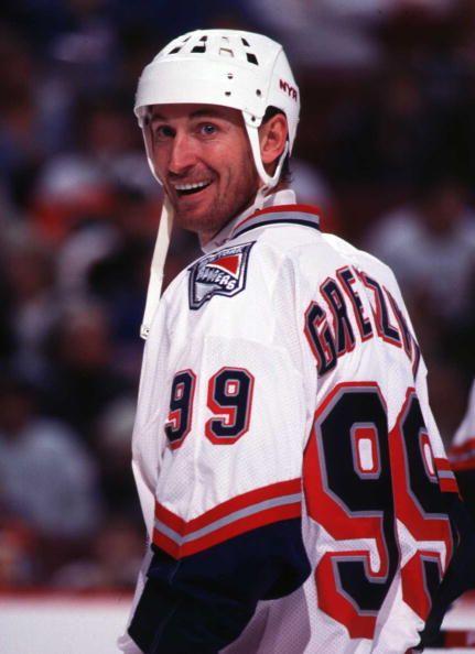 The Great One #Gretzky #NHL #hockey