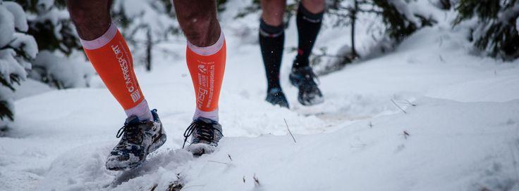 Semimaraton Intersport 2015, Brasov, Romania.  © www.asoimu.com  #trailrunning #semimaraton #snow #Brasov
