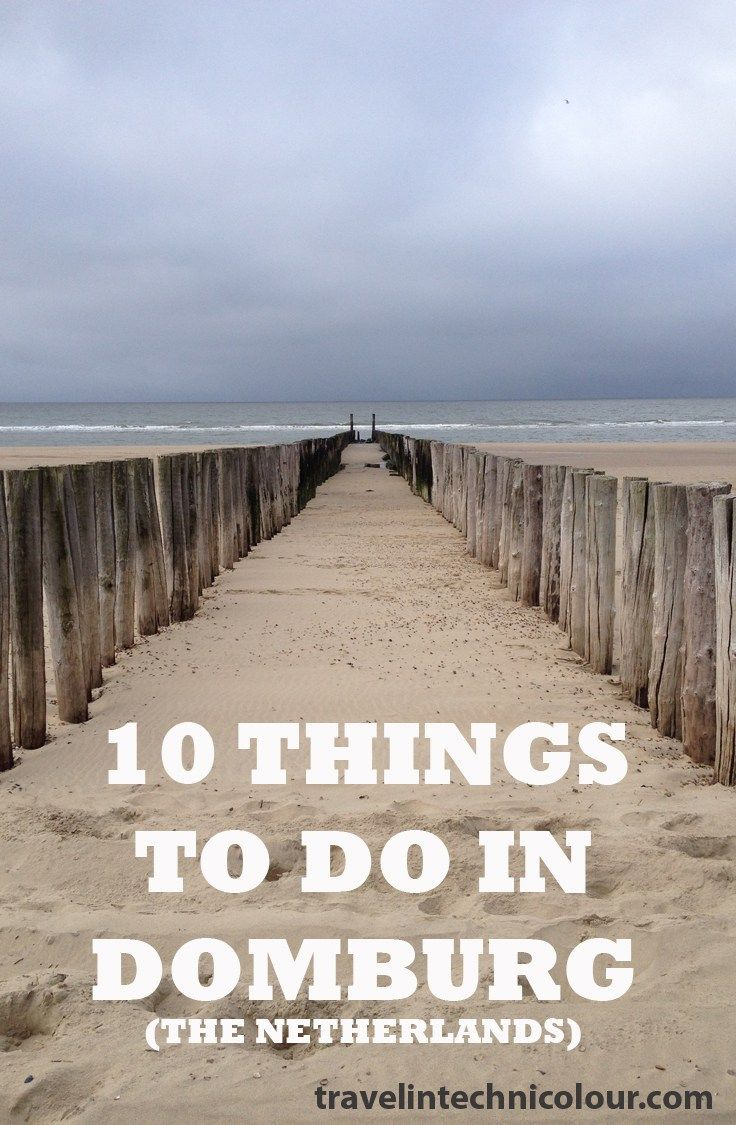 Last week we went to Domburg, a seaside resort located in Zeeland, the Netherlands. I've been wanting to visit Zeeland since I first moved to the Netherlands, nearly two years ago, but it&#82…