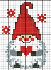 Christmas scandinavian Gnome