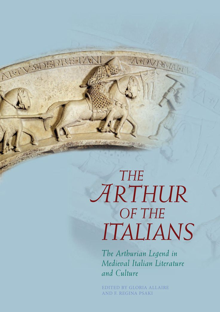 "The Arthur of the Italians : the Arthurian legend in Medieval Italian literature and culture. Cardiff : University of Wales Press, 2014. Topogràfic: 850""11/13"".09 Art  #novetatsCRAIUBLletres #llengmodernes_mar15 #llengmodernes"