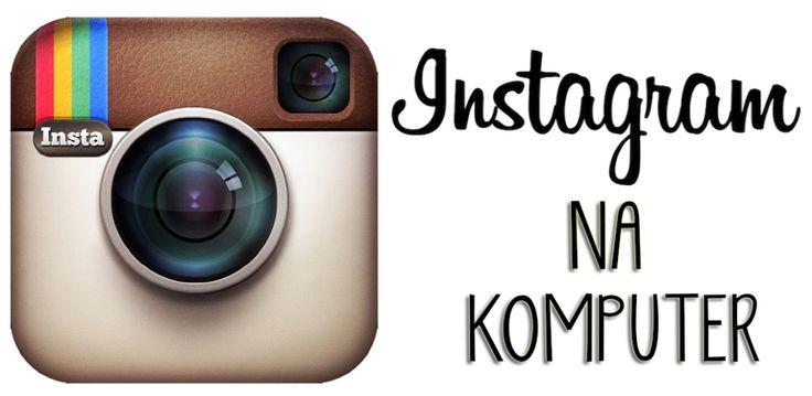 instagram na komputer, jak dodać zdjęcia z komputera na Instagram.  How to upload photos from PC on Instagram #socialmedia #instagram #tips