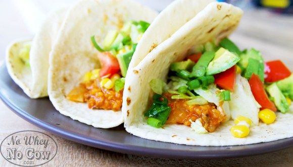 Vegan Taco Filling | food food food | Pinterest