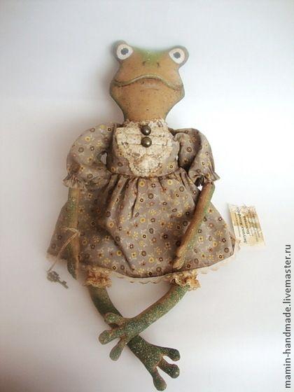 Жозефина Болотина - зелёный,ароматизированная игрушка,лягушка,лягушонок