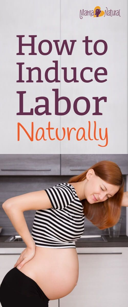 Best Natural Methods To Induce Labor