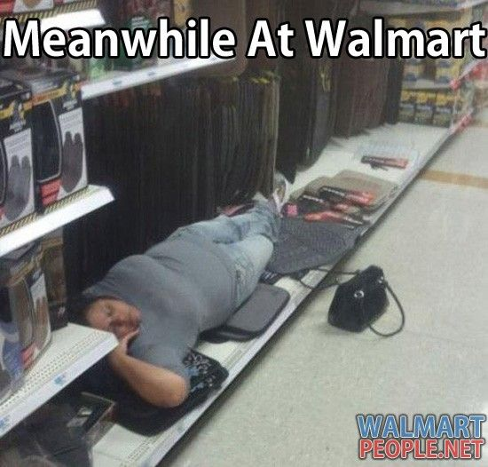 Funny People Of Walmart - Pic 4