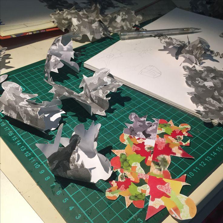 Paper Folding Exploration