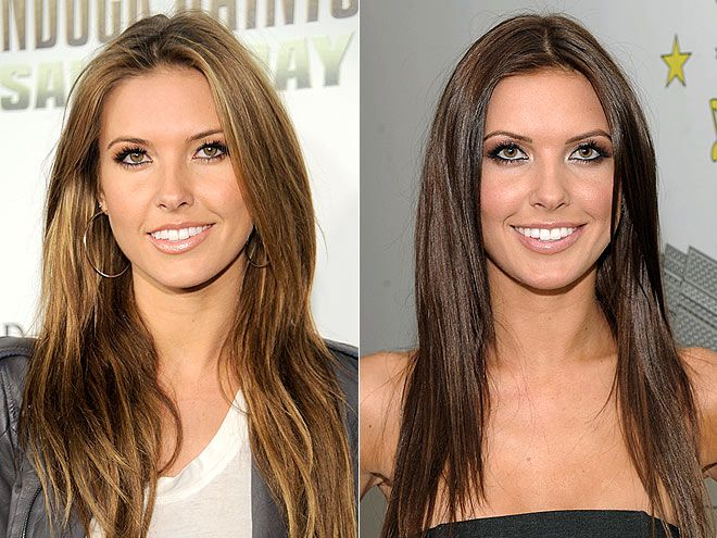 audrina hair | What's Her Best Hair? - AUDRINA PATRIDGE - Best Hair, Audrina Patridge ...