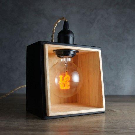 Private Corner Lamp - Black designed in Hong Kong by DarkSteve #MONOQI