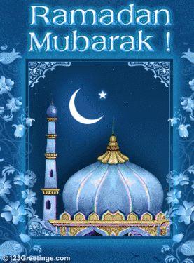 Ramadan Mubarak!!!!!