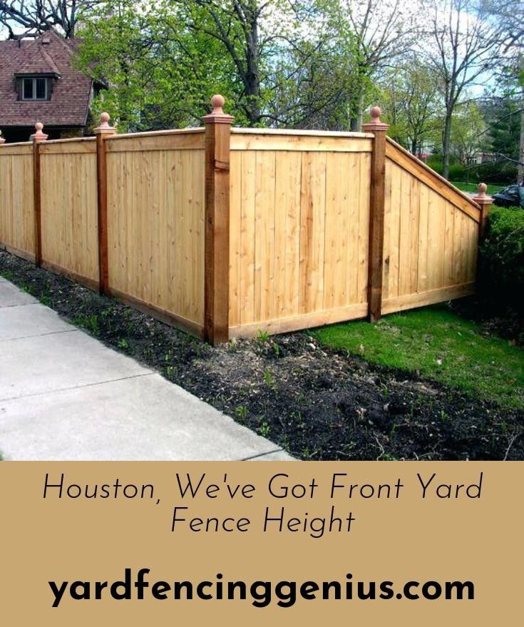 Learn More About Yard Fence Post Spacing In 2019 Front Yard Fence Outdoor Storage Fence