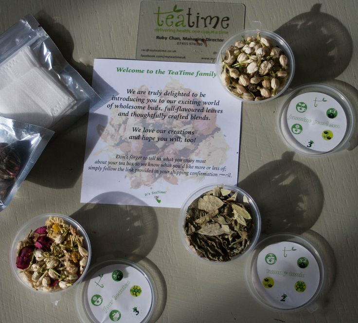 Interview with TeaTime subscription founder Ruby Chan. For detox and free from teas look no further...