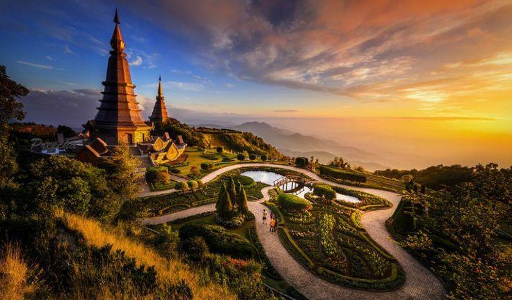 7 wonders of chiang mai - doi inthanon
