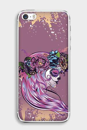 Santa Muerte http://www.etuo.pl/etui-na-telefon-kolekcja-floral-case-folkowe-kwiaty.html
