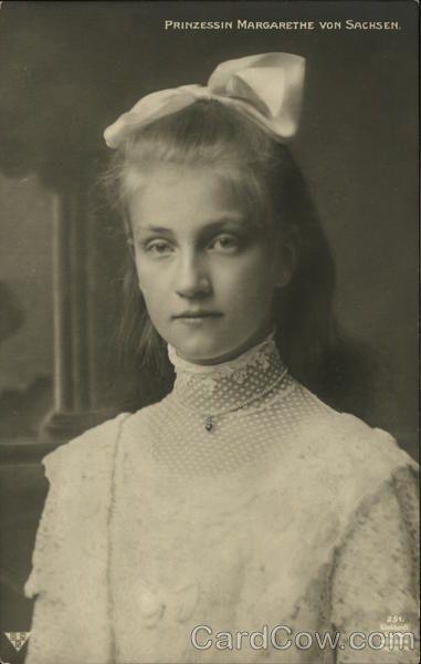Prinzessin Margarethe von Sachsen | Flickr - Photo Sharing!