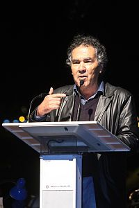 Hernán Rivera Letelier - chileno