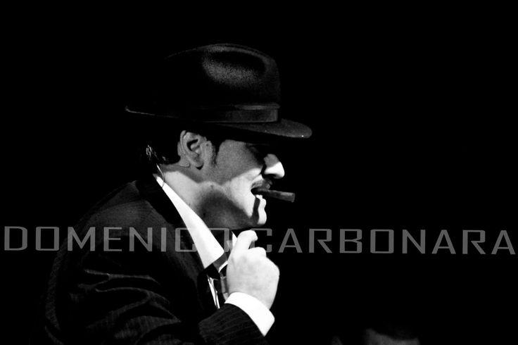 Fotografia di Domenico Carbonara, Consulente Artistico Teatro Bravòff, scattata durante la serata del 25 ottobre 2013, in occasione del primo spettacolo in abbonamento A Qualcuno Piace Fred di Maurizio Pellegrini