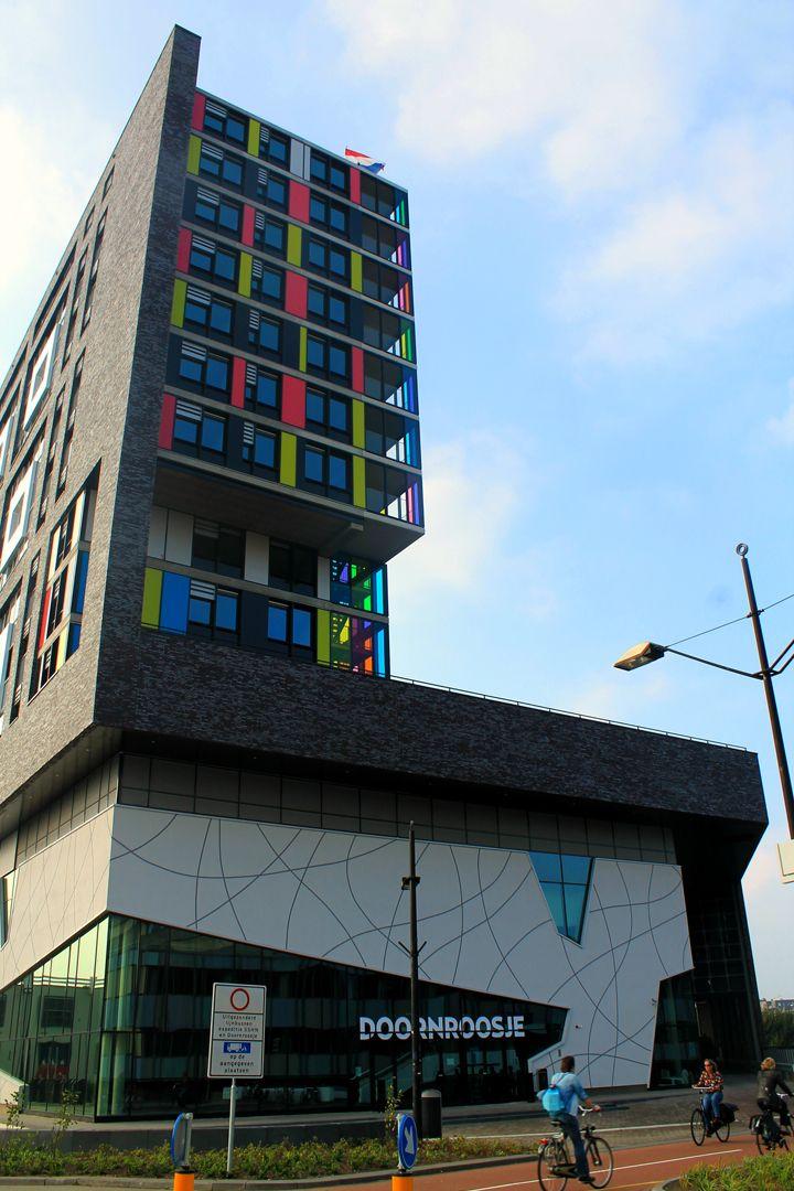 Doornroosje nieuw uitgaanscentrum Nijmegen