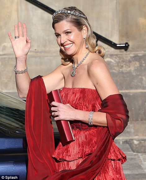 Queen Máxima of the Netherlands née Máxima Zorreguieta Cerruti born 17 May 1971. is the wife of King Willem-Alexander. On 30 April 2013, she became the first Dutch queen consort since 1890.
