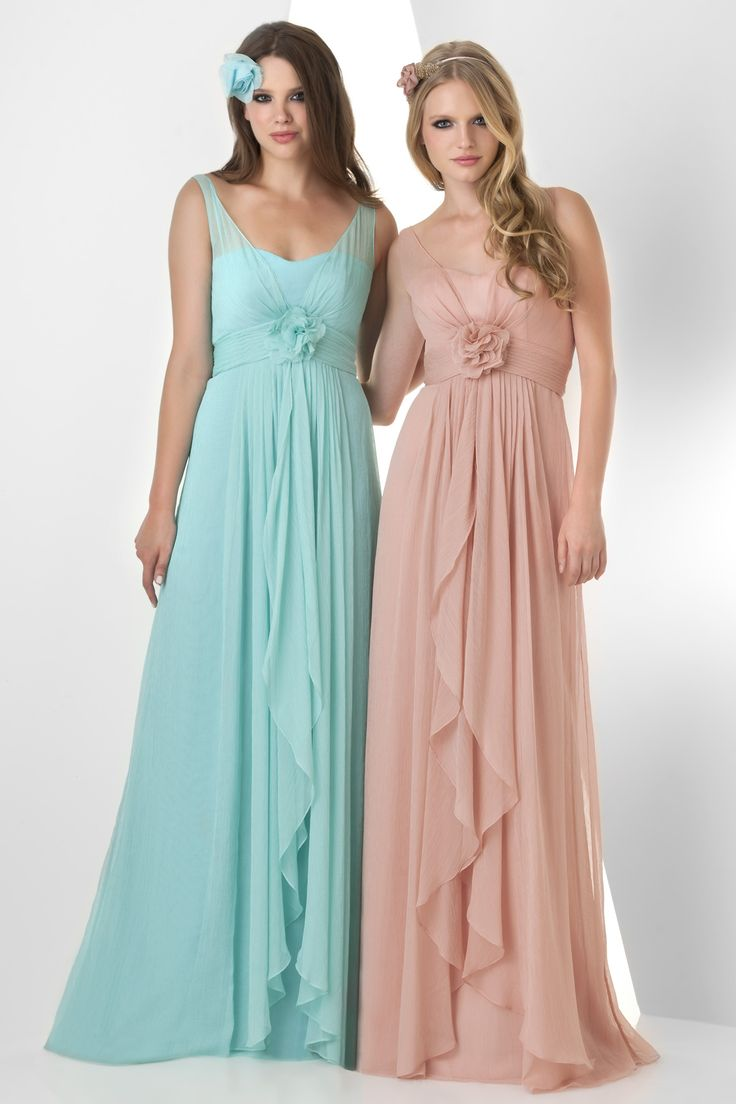 113 best bridesmaid dresses images on pinterest wedding dressses glamour a line spaghetti strap floor length chiffon blue and champagne bridesmaid dress c14b1068 ombrellifo Image collections