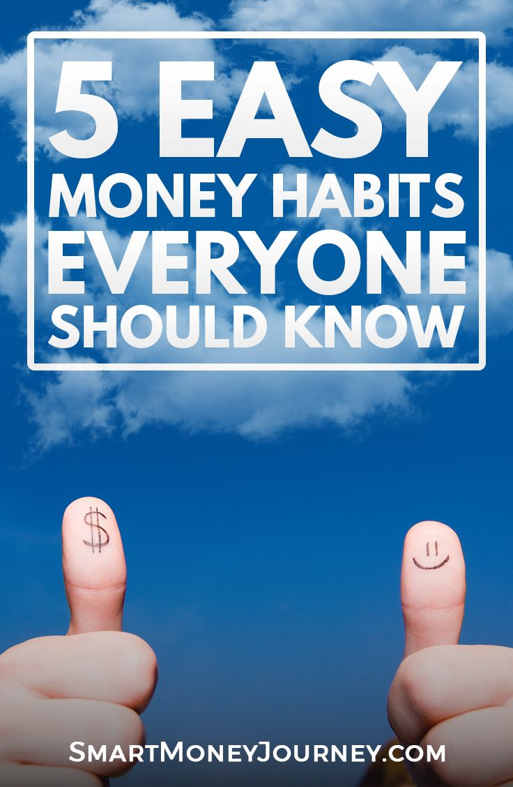 Brilliant money saving habits to start at any age to achieve financial freedom.