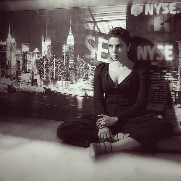 "Actually love this picture of Priyanka RepostBy @_nadeen77: """"Loneliness""  Priyanka Chopra ❤ #priyankachopra #sea #original #style  #fashion #priyanka #look  #blackandwhite #pokemon #photo #hollywood #smile  #followforfollow #selfie #movielover #model #india  #song  #goodmorning #music #bestsong  #voice #quan2co #quantico #bollywood #black #tbt #time"" (via #InstaRepost @AppsKottage)"