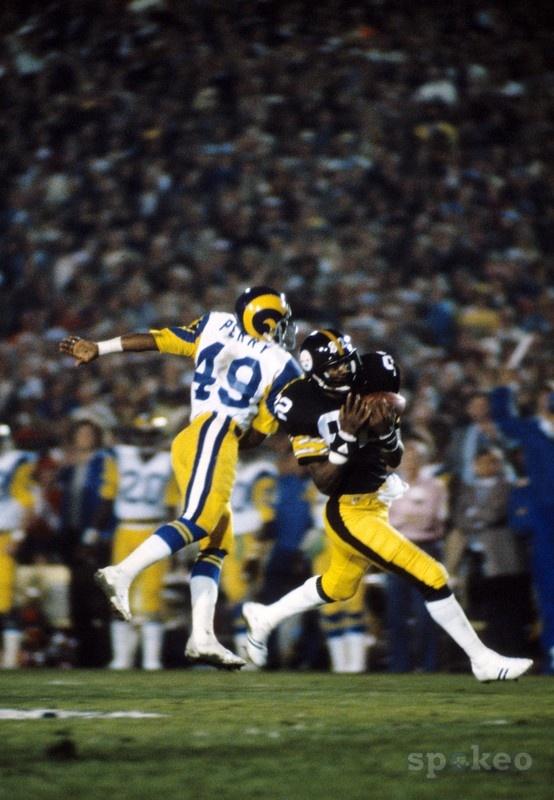 John Stallworth, Pittsburgh Steelers, Super Bowl XIV
