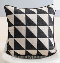 Scandinavian style Cushion-pillowcase-Tac City Goods Co. https://www.taccitygoods.com/products/scandinavian-style-cushion