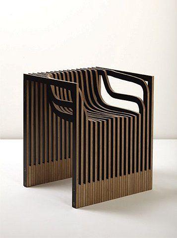 6 - DESIGN:  Linhas,  curvas e material orgânico. O design do limpo, da concepção crua.