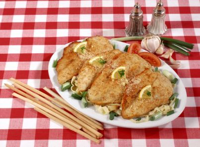 Very Lemony Chicken--easy and delicious! #17daydietrecipe