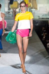 Dsquared SS 2015 #MFW2014
