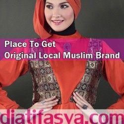 Place to get original muslim fashion brand