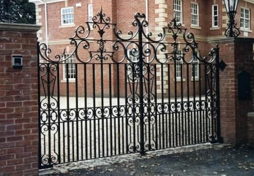 The 25 Best Iron Gates For Sale Ideas On Pinterest