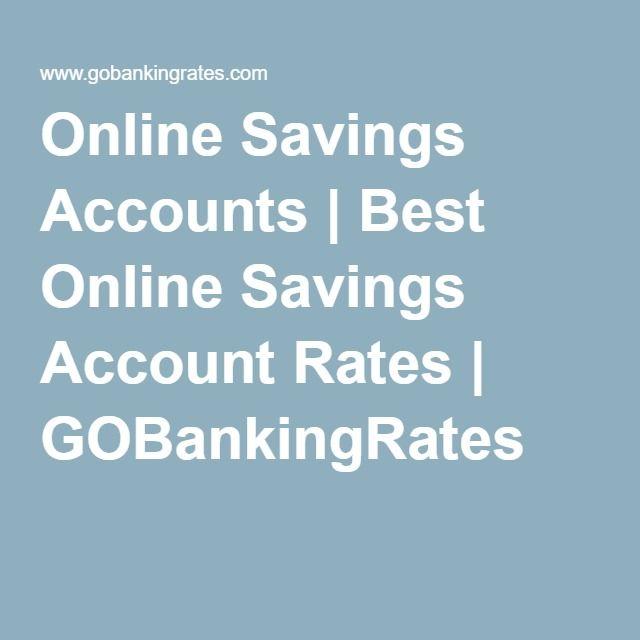 Online Savings Accounts | Best Online Savings Account Rates | GOBankingRates