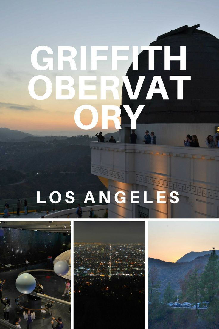 Los angeles ca united states pictures citiestips com - Griffith Observatory Melhores Lugares Para Visitar Em Los Angeles