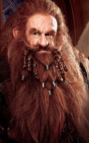 Glóin, as he appears in The Hobbit: An Unexpected Journey
