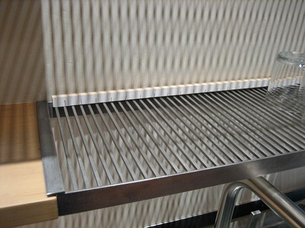 Kitchen Dish Drainers, Dish Drying Mat And Diy
