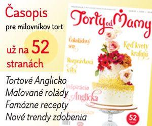 Jarné číslo časopisu Torty od mamy 2016