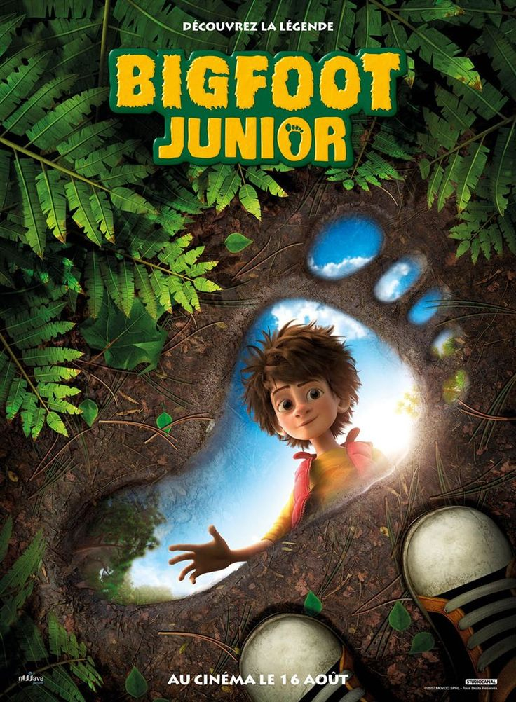 The Son of Bigfoot Watch Full Movie Streaming FRee