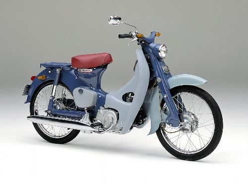 HONDA First Super CUB