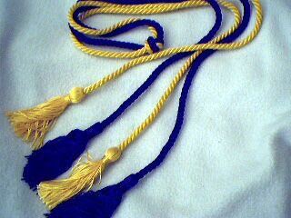 http://shop.pad.org Graduation Cords $18 Are you graduating soon or know a P.A.D. member who is? Don't forget to buy your purple and gold graduation cords so you can show your P.A.D. pride at the ceremony! Each set has one gold and one purple cord. Phi Alpha Delta