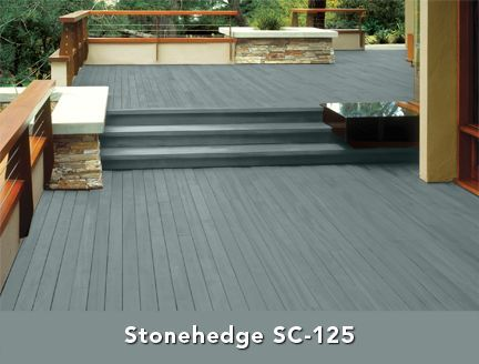 Image Result For Behr Deck Stain Stonehedge Photo For