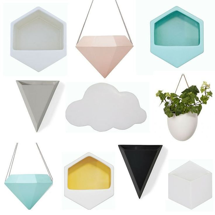 Yep it's safe to say we have a pretty good collection of wall planters! Get creative by mixing and matching. Check our the range at www.forkeeps.co.nz #planter #planters #georgeandco #hexagonwallplanter #wallplanter #meandmytrend #forkeepsstore #walldecor