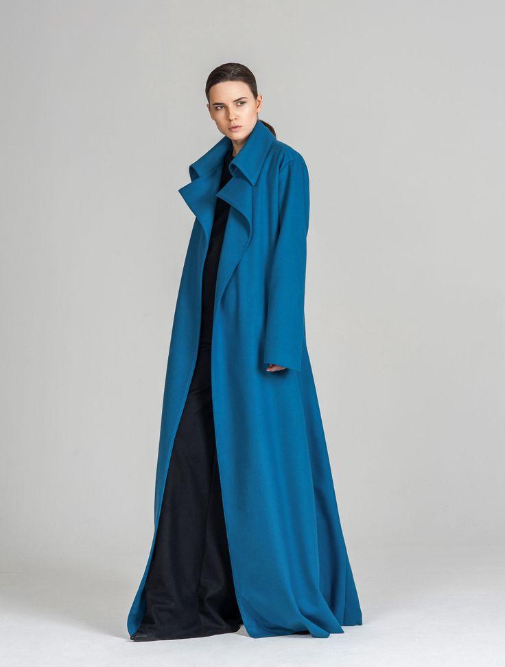 Timur Kim Oversized long coat | 2210 Fashion | CLOTHES (Coat ...
