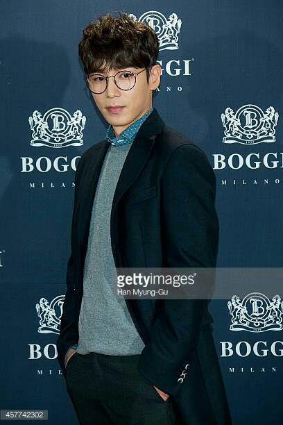 2014-10-23 BOGGI' Flagship Store Opening Party | Kim Ji Han (Jin Yi Han)