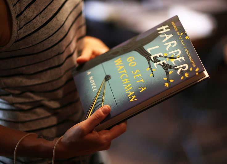 The new novel by Harper Lee set first-day sales records at major bookstores, despite mixed reviews and controversies surrounding the release.