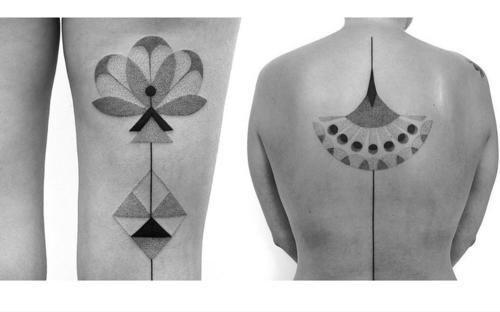 Moda: Un nuovo #stile: tatuaggi dotwork (link: http://ift.tt/1Y8Q19W )