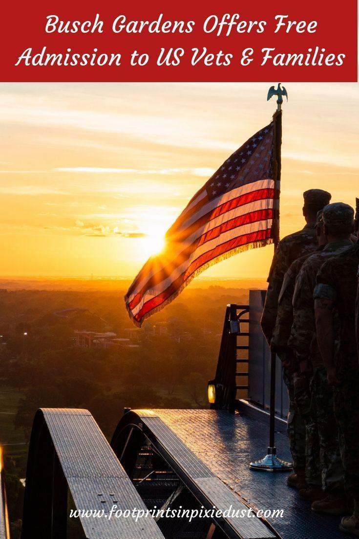 Busch Gardens Military Get In Free