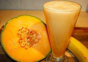Smoothie melon-banane : la recette saveur