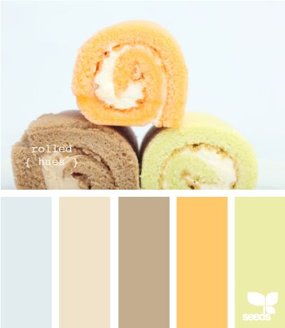 nursery color theme.: Colors Combos, Bathroom Colors, Design Seeds, Rolls Hue, Colors Palettes, Colors Combinations, Colors Schemes, Colour Palette, Colors Inspiration